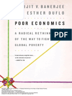 Poor Economics – A Radical Rethinking of the Way to Fight Global Poverty, by Abhijit V. Banerjee and Esther Duflo.pdf