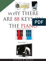 Why the Piano Has 88 Keys