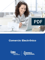 BNCR - Folleto Comercio Electronico