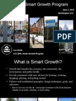 Smart Growth 101