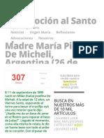 La Devoción al Santo Rostro de Jesús_ Apariciones a la Madre María Pierina De Micheli, Argentina (26 de julio) » Foros de la Virgen María.pdf