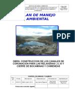 Plan de Manejo Ambiental CyM Vizcarra SAC