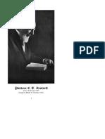 Ce Que Le Pasteur Russell a Dit