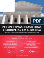 Brazilian and European perspectives in e-Justice