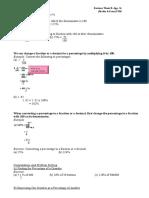 F1 Maths C5 Notes