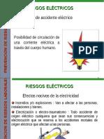 Riesgos electricidad