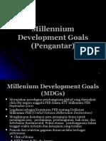 MDGs 1
