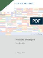 Peter Schroeder - Politische Strategien 1