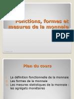 Formes Et Mesures de La Monnaie (1)