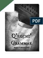 Q'Eqchi' Grammar Final 041015