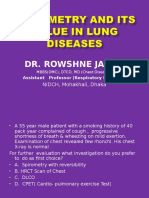 Dr. Rowshne Jahan Spirometry Presentation-1