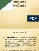 Curso de Mediacion Conciliacion Sedena.