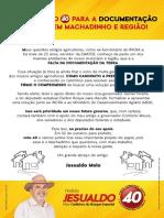 DOCUMENTAÇÃO DA TERRA!