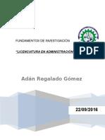 El Plagio Académico Desde La Perspectiva Del Derecho de Autor. RESUMEN ADAN REGALADO GOMEZ