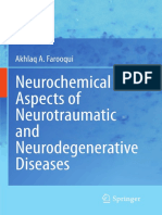 Neurochemical Aspects of Traumatic and Neurodegenerative Diseases