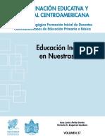 Ávila y Esquivel 2009 Educación Inclusiva en Nuetras Aulas