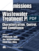 VOC Emissions From Wastewater Treatment Plants [Prakasam_Tata,_Jay_Witherspoon,_Cecil_Lue-Hing]
