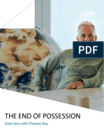 The end of possession