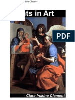 Saints in Art, By Clara Irskine Clement