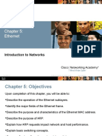 Chapter5 Ethernet