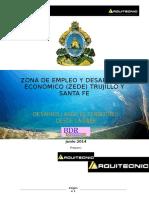 Resumen Ejecutivo Zede Trujillo y Santa Fe 23junio2014