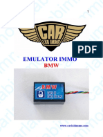 Emulator BMW Engl.