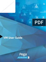 Pega Academy Virtual Machine User Guide