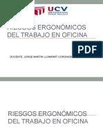 Módulo Ergonomía - Riesgos Ergonomicos en La Oficina
