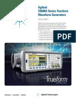 Agilent 3600A Signal Generator