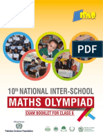 10th National ISMO Class 6 Question Paper.pdf