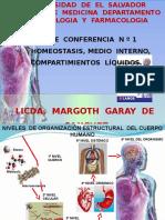 Conferencia Nº i de Fisiologia 1
