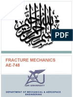 Lec 1 Fracture Mechanics
