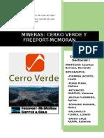 Minera Cerro Verde