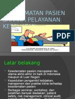 keselamatan pasien