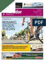 Edición impresa del domingo 18 de septiembre de 2016