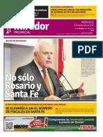 Edición impresa del miércoles 14 de septiembre de 2016