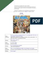 Diálogo Francés - En Ville