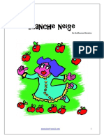 Blanche Neige Gm