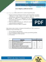 Evidencia 5 Registro y Codificacion de Datos (2)