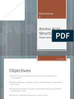 Amino Acid Structure 2015.pptx