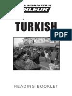 Turkish - Bklt