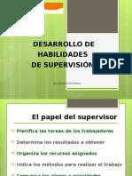 19. Desarrollo de Habilidades de Supervision