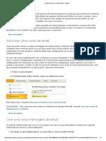 Tarefas Básicas No Outlook 2010 - Outlook