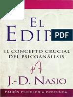 El Edipo [Juan-David Nasio]