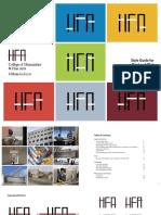 HFA Brand Style Guide v6 SPREADS