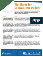 nts undocumented students