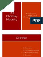 Chomsky Presentation