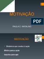 MOTIVAÇÃO.ppt
