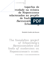 Aspectos de Modernidade Na Música de Nepomuceno - Rodolfo Coelho Souza