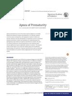 AAP Apnea Guidelines